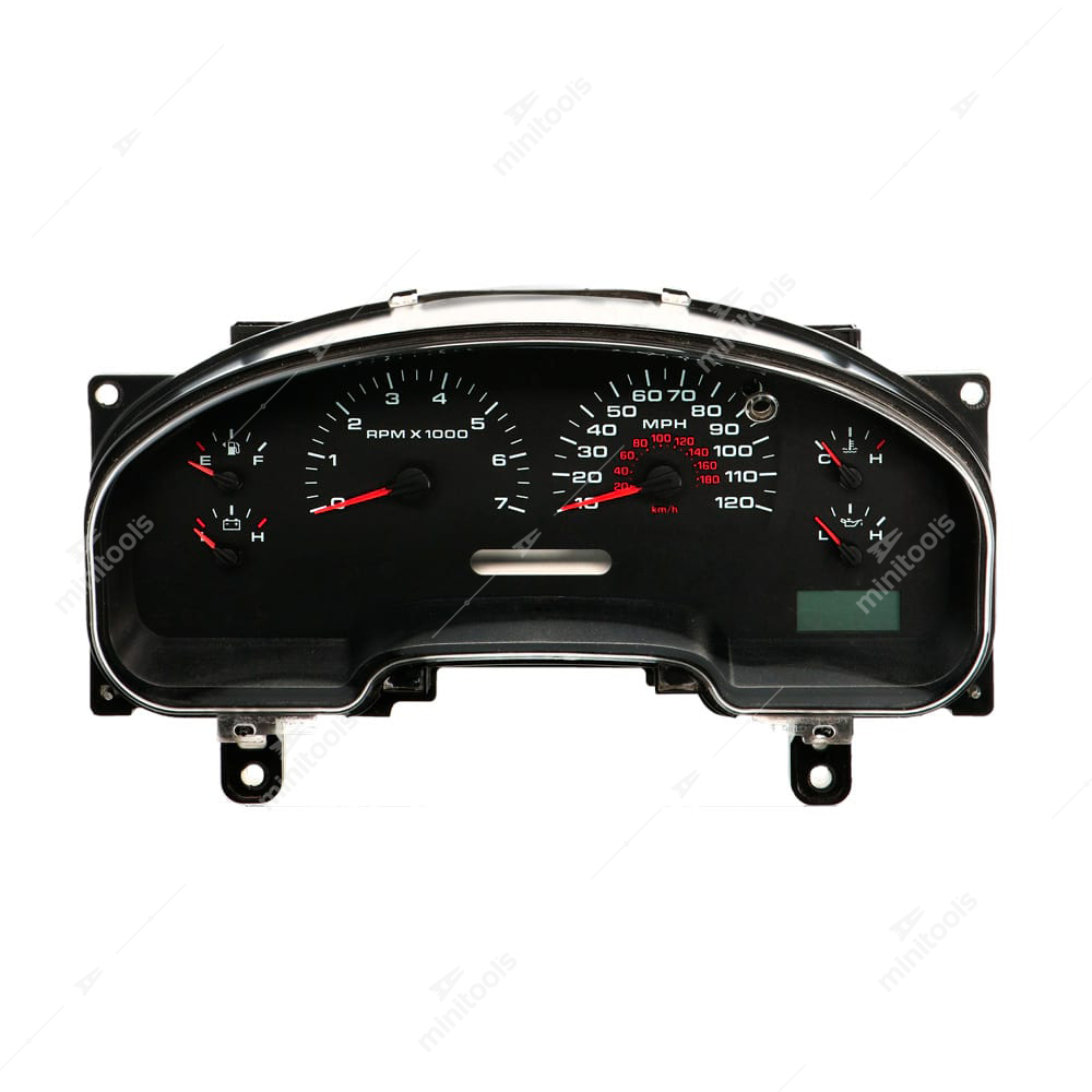 Spare Display For Ford F-150 Dashboards